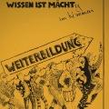 DGB-Kampagne für eine Weiterbildungsinitiative in Baden-Württemberg (1991).