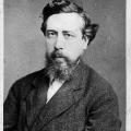 Der gebürtige Gießener Wilhelm Liebknecht um 1865.
