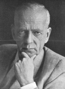 Der SPD-Vorsitzende Kurt Schuhmacher 1952. Bildrechte: AdsD