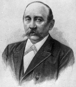 """Der Hamburger Jacob Audorf dichtet 1864 mit der """"Arbeiter-Marseillaise"""" eine Hymne der Sozialdemokratie. Bildrechte: unbekannt"""