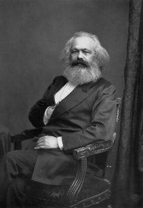 Karl Marx um 1875. Bildrechte: IISH