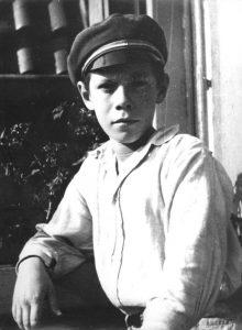 Helmut Schmidt im Alter von 13 Jahren. Bildrechte: Fotoagentur SVEN SIMON GmbH